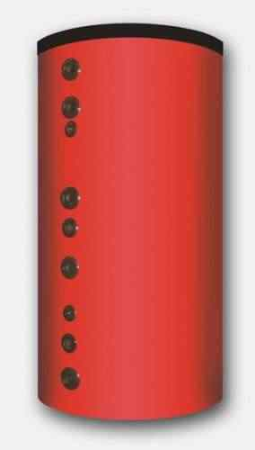 Puffer PR2 cu 2 serpentine,cu izolatie/500 litri